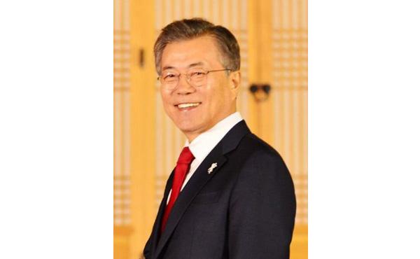 文大統領「経済交流と政治は別に見るべき」 日本企業関係者と懇談