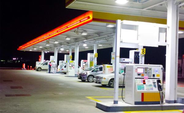レギュラーガソリン157円台 6週連続値上がり 3年11か月ぶりの高値水準