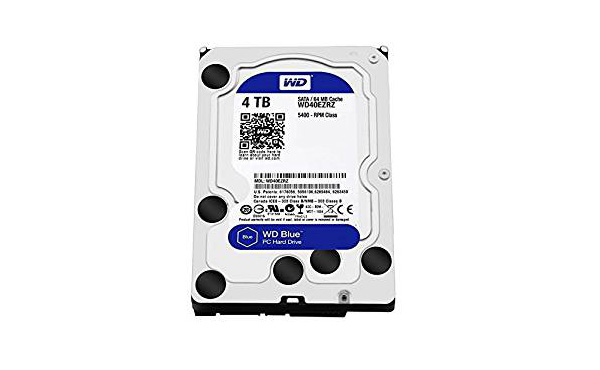 WD製4TB HDDが初の1万円割れを記録
