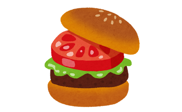ハンバーガーは世界一売れてるから世界で一番美味い←これ