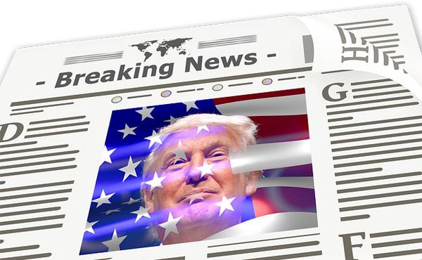 アップル株下落、トランプ大統領、iPhoneやノートPCに10%関税賦課を示唆