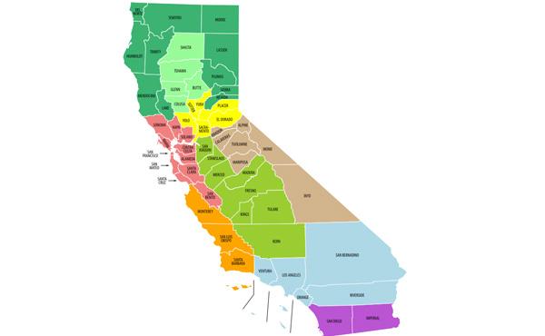 【悲報】カリフォルニアさん、州なのに大国イギリスを抜いて世界5位の経済大国になってしまう