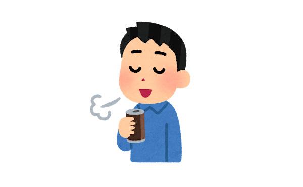 男「朝はコーヒー100円、昼は唐揚げ弁当360円、夜は半額弁当200円」