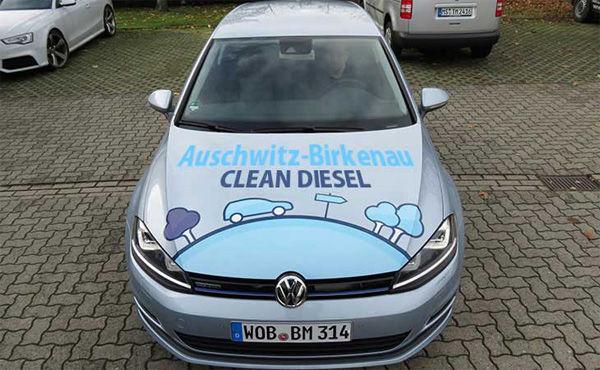 【VW排ガス不正問題】フォルクスワーゲンが欧州での不正も認める