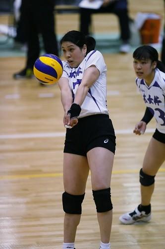 2015.4.18 関東大学V春期リーグ 日本体育大学VS東京女子体育大学 ...