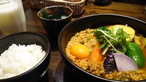 奥芝商店的汤咖喱