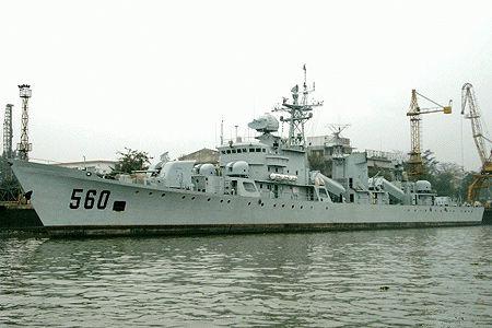 人民解放軍海軍の護衛艦