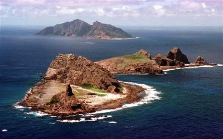 沖縄・尖閣諸島