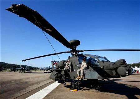 「AH-64アパッチ」