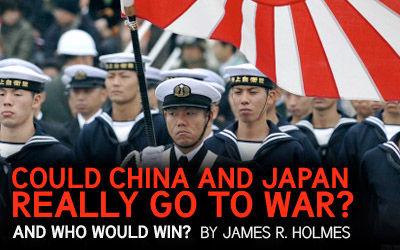 「中日両国は戦争をするか。どちらが勝つか」