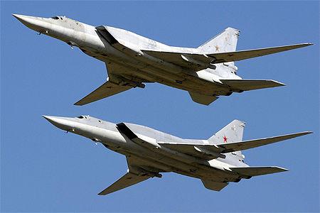 超音速爆撃機TU22m