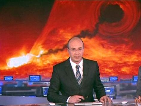 太陽プラズマを補給 未確認飛行物体(UFO)