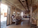 5港に向かうローカル列車1