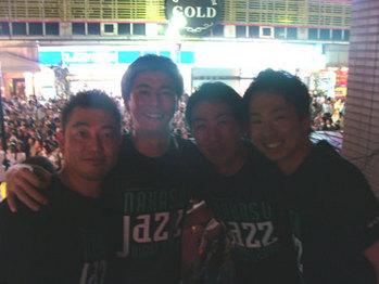 nakasu-jazz-menber
