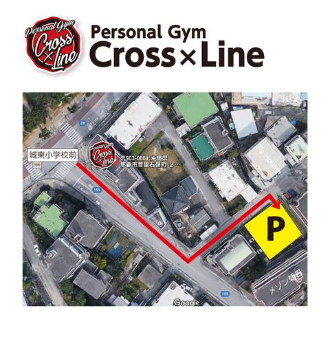 pgCROSSLINE-駐車場1