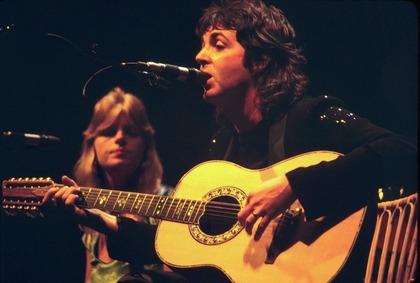 paul & linda 1976