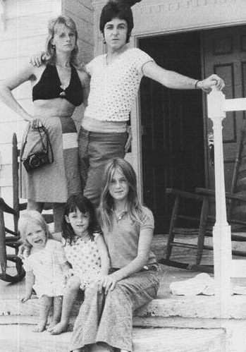 Paul and family