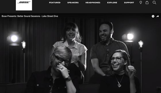 lake street dive 2016 06 30 bose better sound session
