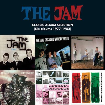 the jam original albums