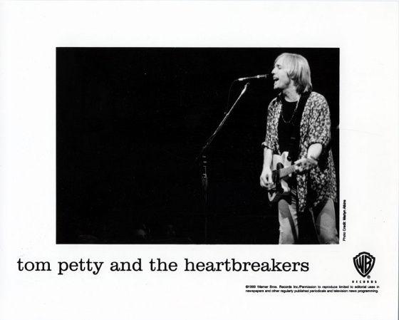 tom petty plays telecaster 1999