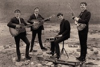 the beatles 1962-08