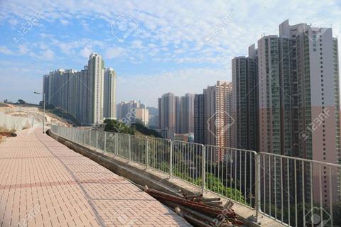 70638984-香港政府の公共住宅住宅