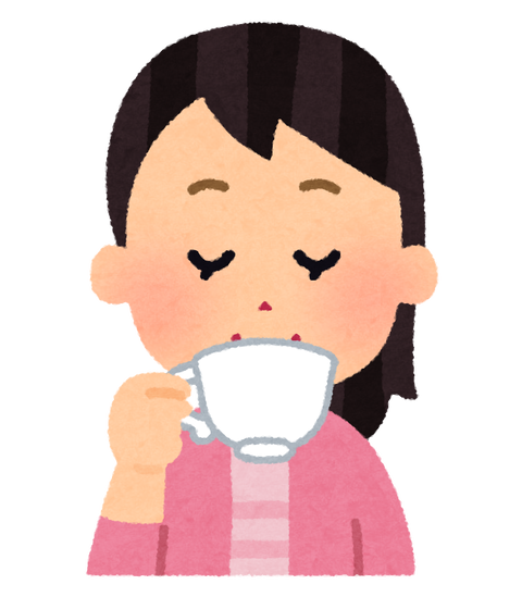 drink_tea_woman