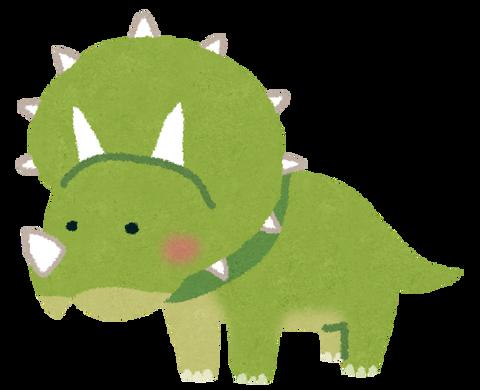 【恐竜】トリケラトプスの動きは鈍かった?突進攻撃は困難? 福井県立大が研究結果を発表