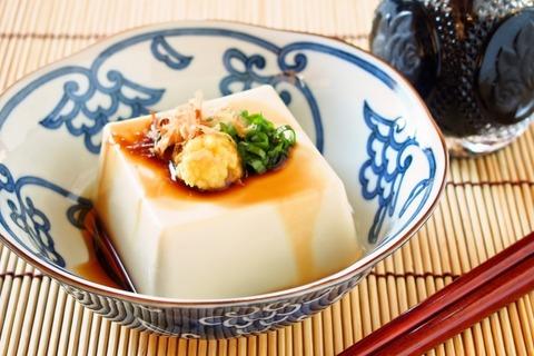 【研究】豆腐など「大豆食品」で膵臓がんリスク上昇?日本での研究より