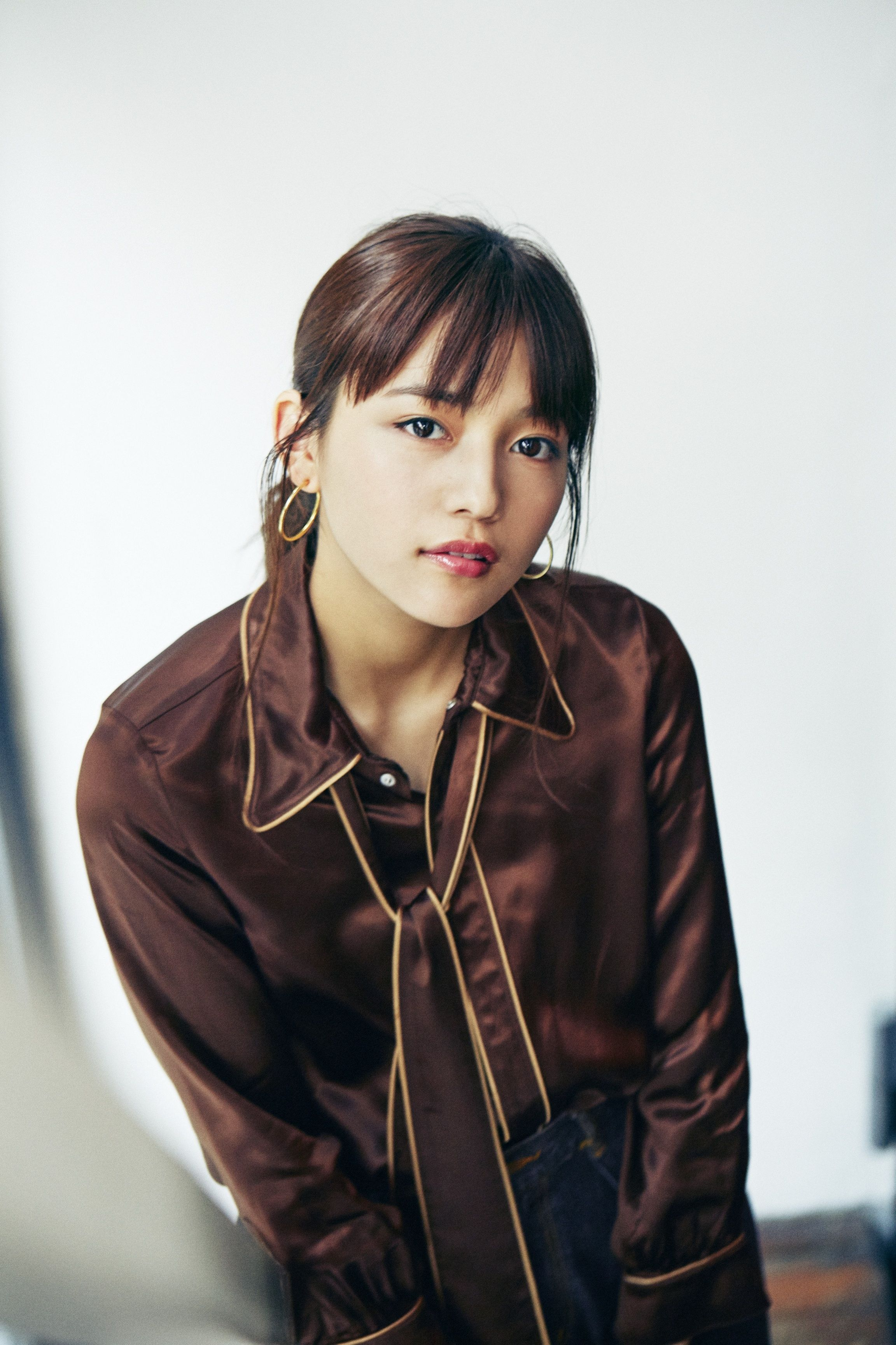 【女優】川口春奈、5分の遅刻で…先輩に「引くほど怒られた」