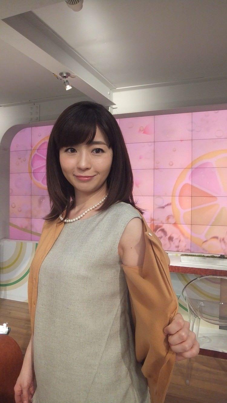 松尾由美子 厚化粧おばさん 脇見せつけおばさん テレ朝アナ ホクロに関連した画像-05