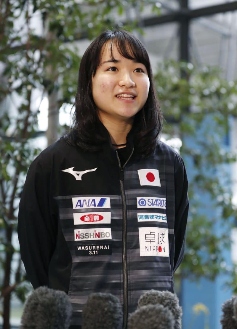 【画像8枚】卓球  伊藤美誠さん、前髪アリのイメチェンに「かわいい」