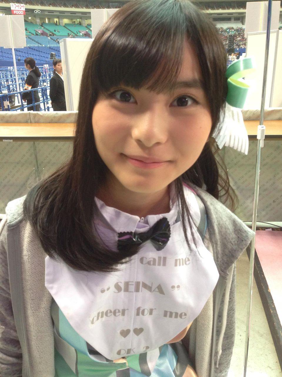 【画像7枚】福岡聖菜ちゃんのおっぱいボインボインwwwwwwwwwwwwwww