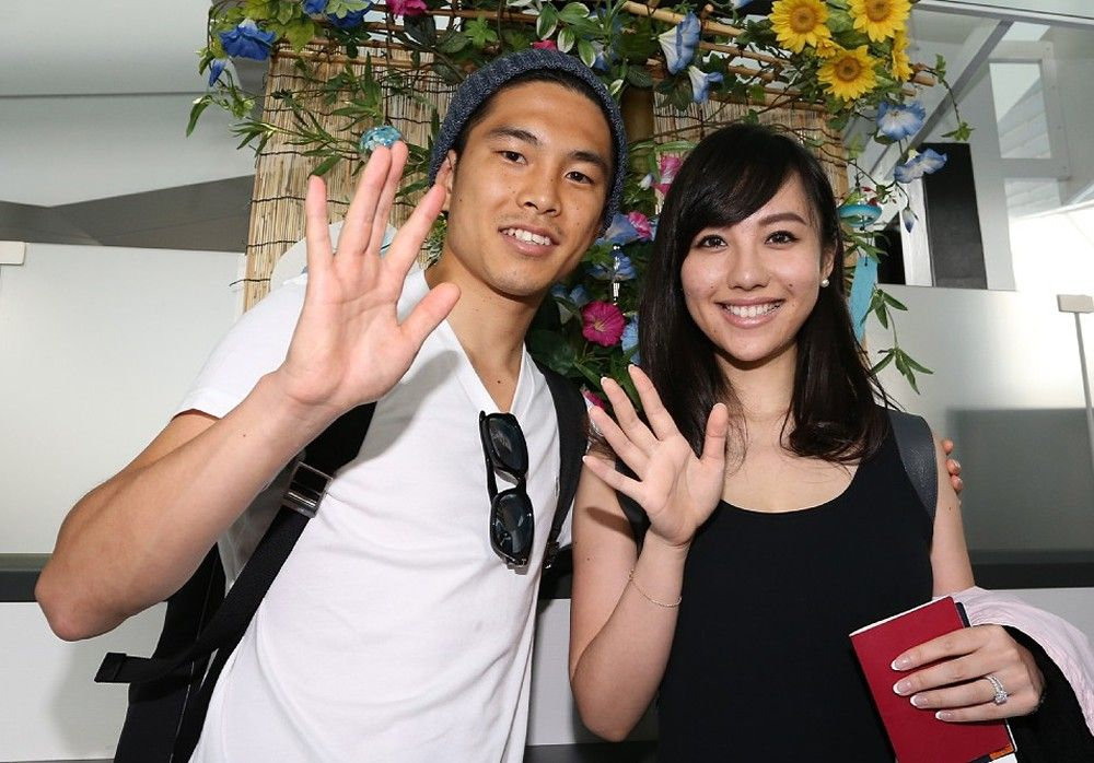 【ボクシング】井岡一翔、谷村奈南と離婚の危機!? 挙式半年、春先からギクシャク…既に別居している