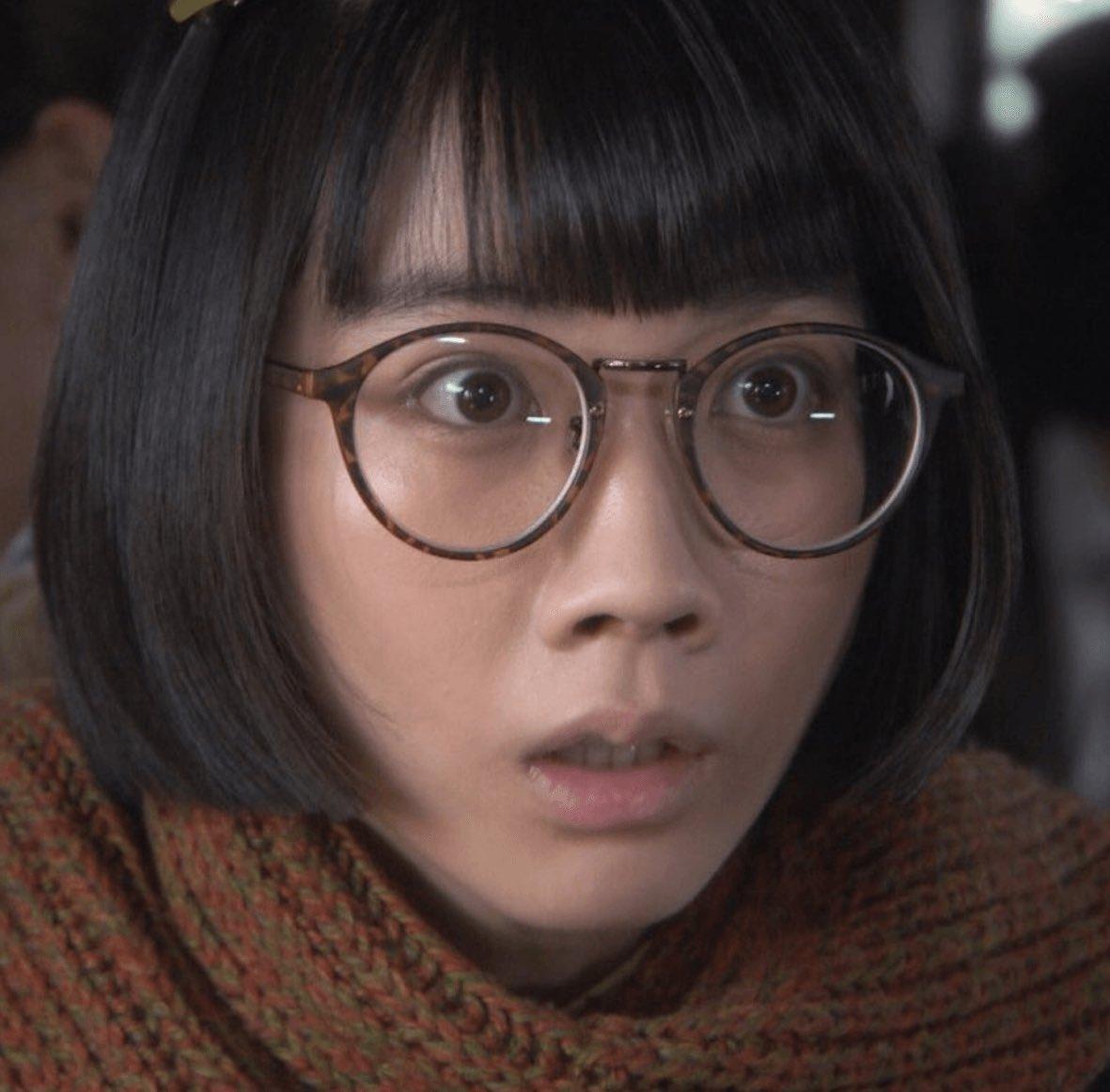 画像】<松本穂香>メガネ娘役!「ひよっこ」澄子の可愛さは