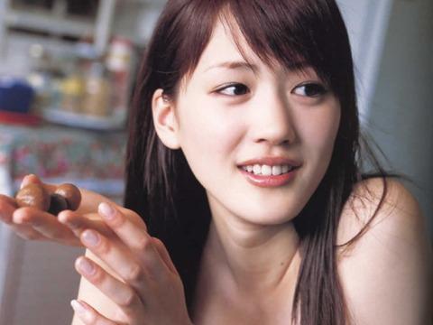 【画像】この綾瀬はるかが色っぽいwww 気になる芸能まとめ