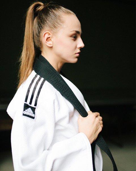 【画像あり】美少女柔道家ビロディドちゃん(17)が史上最年少V!めちゃくちゃ可愛いwwwwww