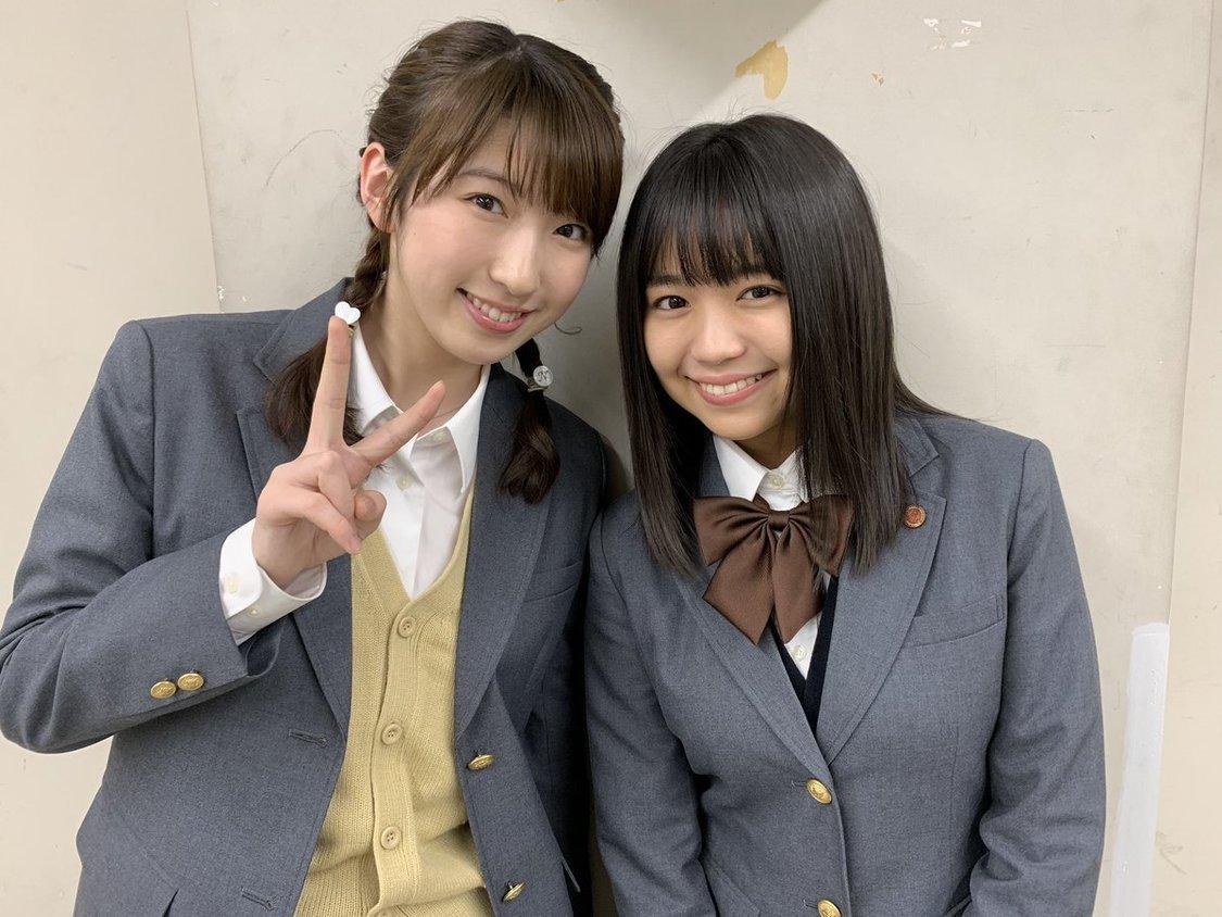 【元Dream5】大原優乃&日比美思「今年は女優業を充実させたい。グラビアはいい経験でした」