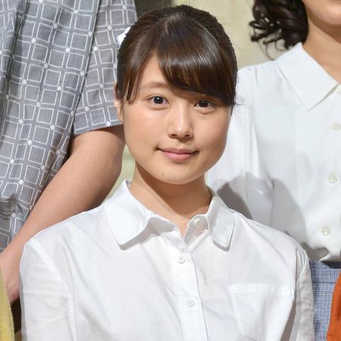 【悲報】有村架純(23)さん、劣化する