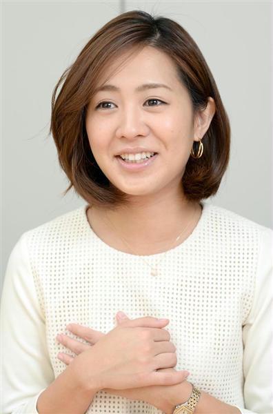 【女子アナ】椿原慶子アナ、結婚は「自分のタイミングでいいや」と語る