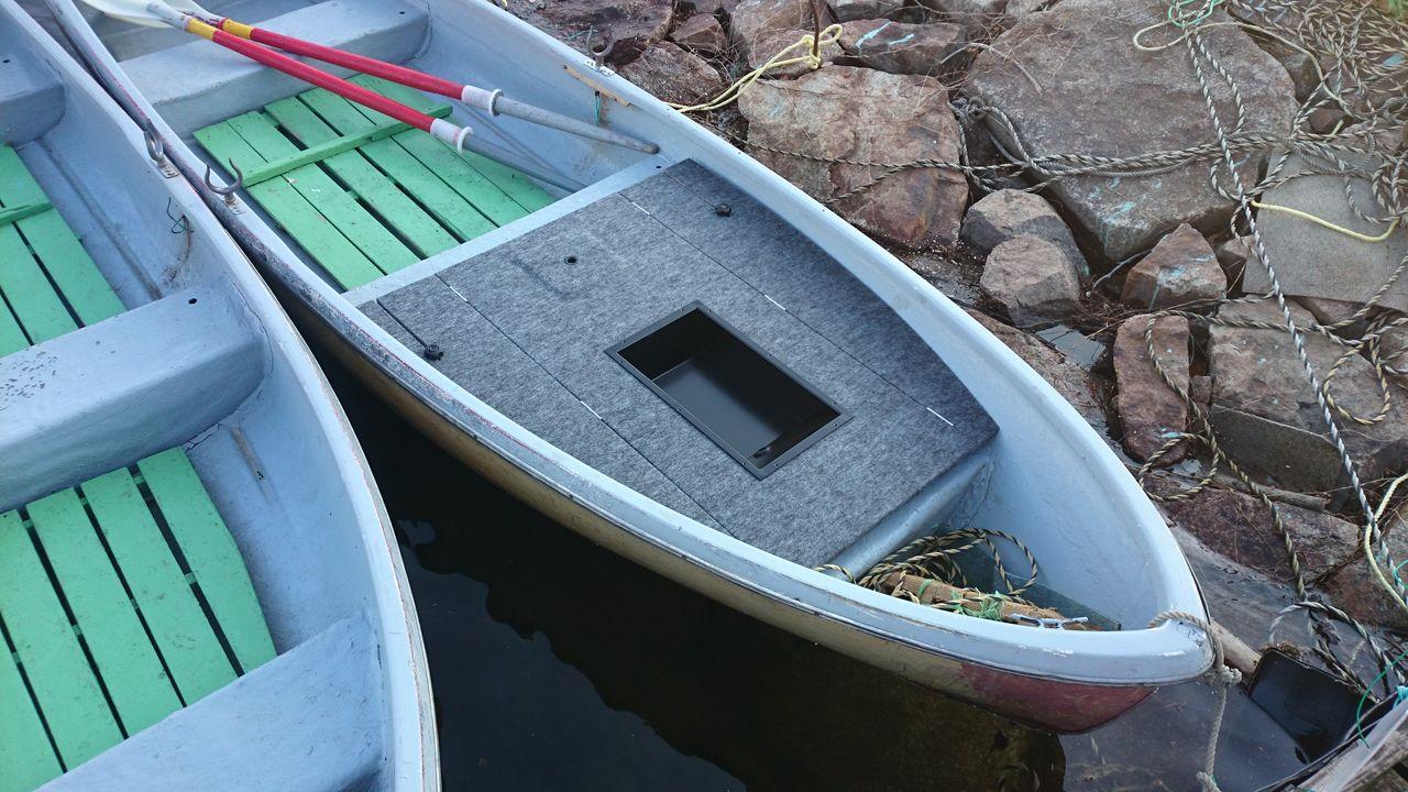レンタルボート用デッキ 新型 ...