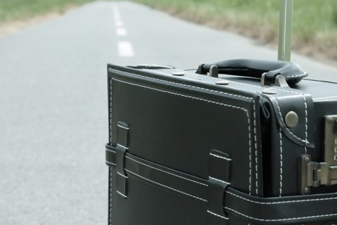 スーツケース素材
