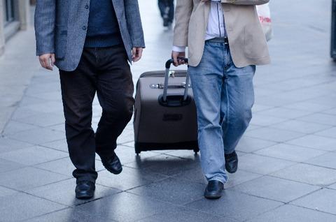 スーツケースキャスター