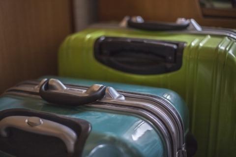 スーツケースハンドル