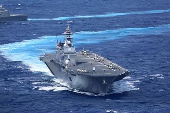 DDH-183いずも型護衛艦