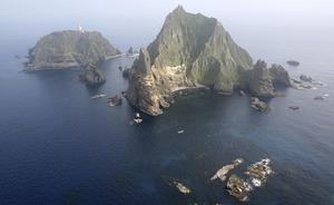 【遺憾の意】竹島海域、韓国が無人機調査を計画!!! 菅官房長官が緊急声明を発表