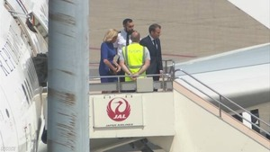 【G20】フランス・マカロン首相が到着、1番乗りで好印象?なお、黄色いベストで迎えられた模様