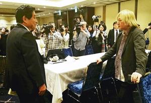 【表現の不自由展】河村たかし市長「ウソも表現の自由なのか?」→津田大介氏「隠そうとしたことは一度もない」