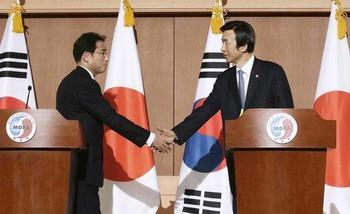 【悲報】韓国政府「慰安婦合意は条約ではなくただの約束 国際法上破棄しても問題ない」 のサムネイル