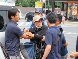 【煽り運転&暴行犯】遂に逮捕された宮崎容疑者、逮捕時に何度も「キモトサン」と叫び警察と揉み合いへ